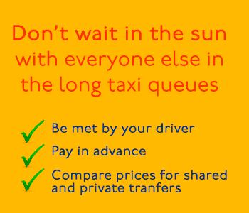 Avoid queues by booking a shuttle